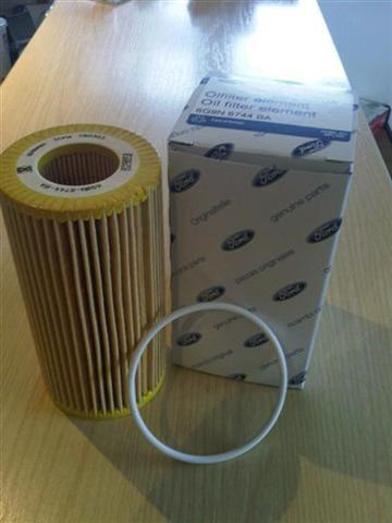 Focus RS mk2 Ford Oil Filter