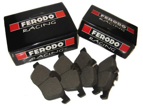 Focus RS MK2 REAR Ferodo DS2500 Pads