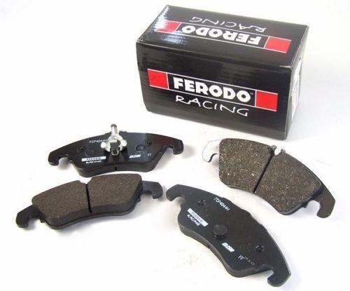 Fiesta Mk7 1.0 ecoboost Ferodo DS2500 Front Brake Pads Ecoboost