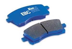Focus ST225 EBC Bluestuff Pads To Fit K Sport Calipers