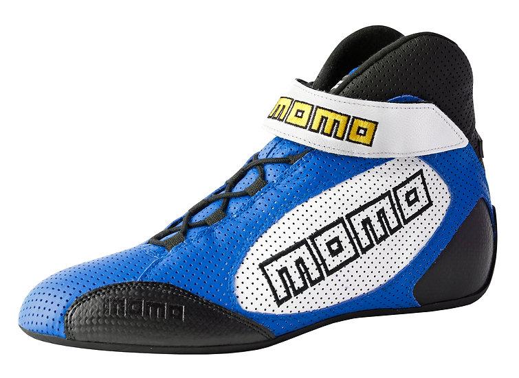 MOMO GT PRO BOOTS - BLUE