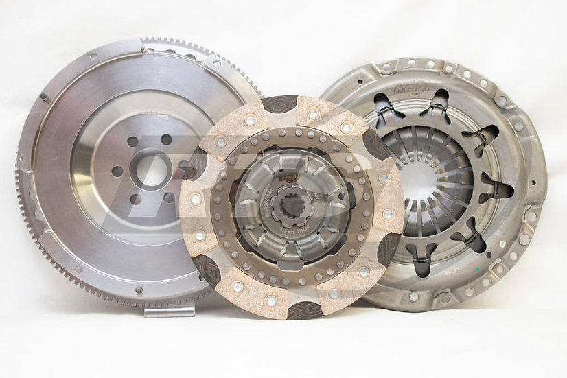 Focus ST170 RTS Twin Friction Clutch & Solid Mass Conversion Kit