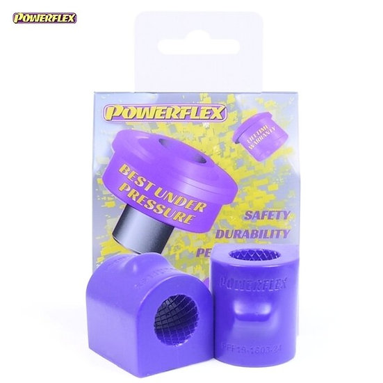 Powerflex Front Anti Roll Bar To Chassis Bushes 24mm 2007 2013 PFF19-1603-24