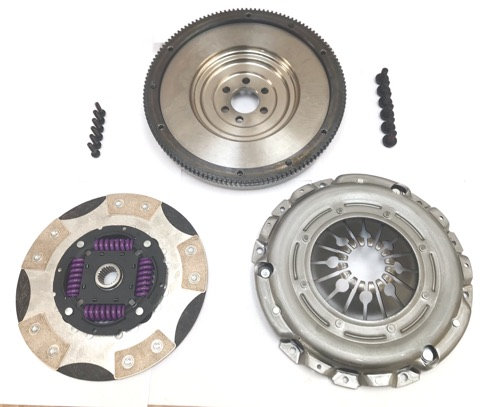 RTS Ford Fiesta ST180 & ST200 TWIN FRICTION CLUTCH KIT AND SMF CONVERSION KIT