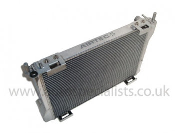 Ford Fiesta Mk6 ST150 Silver Airtec all alloy radiator 45mm core