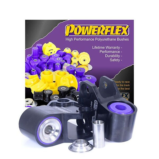 Powerflex Front Wishbone Rear Bushes Anti-Lift & Caster Offset MK3 RS & ST