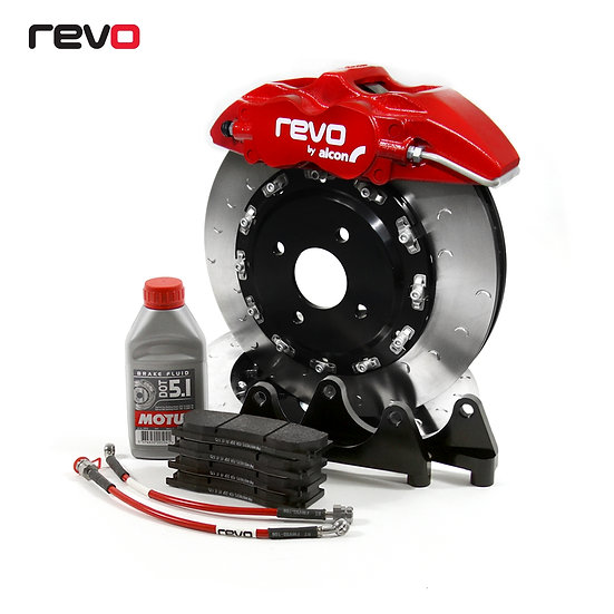 REVO FIESTA MK8 ST | BIG BRAKE KIT - MONO 4