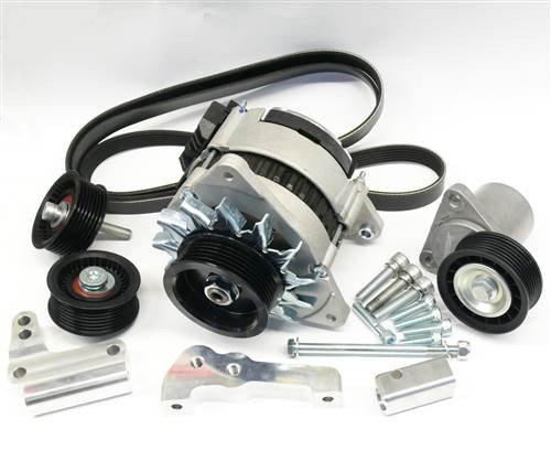 Burton Power Alternator kit 70amp Ford Fiesta MK6 ST150 Duratec HE I4