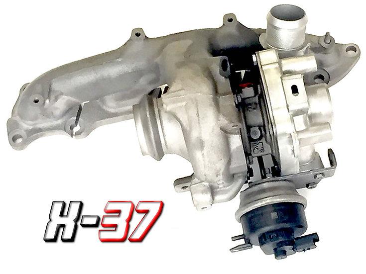 Focus STD 2.0 Diesel X-37 280bhp Billet Hybrid Turbocharger - Ford Focus Mk3 ST