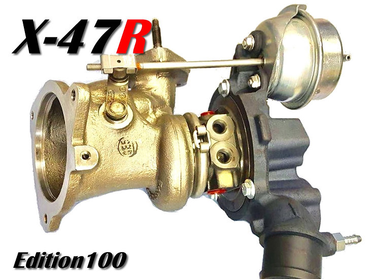 X-47R Fiesta ST EcoBoost Turbocharger and Elbow - Ford Fiesta ST 180