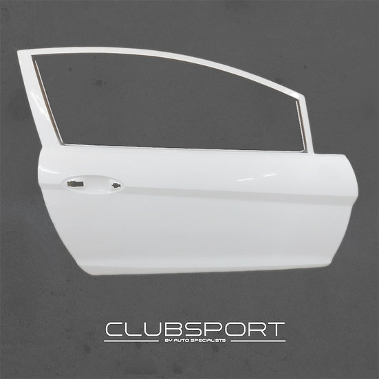Fiesta Mk7 Inc ST180 - Clubsport by AS Lightweight Composite Doors (PAIR)