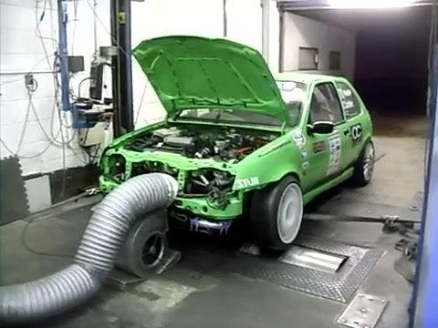 OC Motorsport Custom Remap Fiesta Zetec-S Mk 5