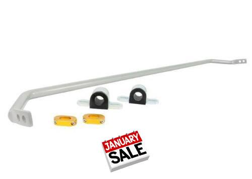 January Sale - RS MK3 Whiteline Rear Anti-Roll Bar 22mm Heavy Duty Adjustable