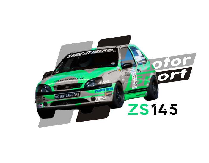 OC Motorsport ZS145 Power Package Fiesta MK5 Zetec S