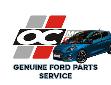 Genuine Ford Fiesta Mk8 ST Full Service Supplied & Fitted
