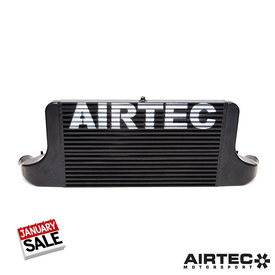 January Sale - AIRTEC STAGE 3 FIESTA ST180 ECO BOOST INTERCOOLER UPGRADE