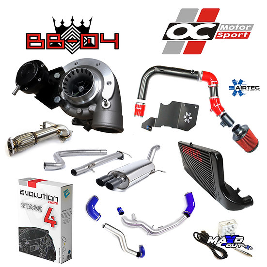 OC Motorpsort STAGE 4+  ST180 330 - 350BHP Tuning Package Deal