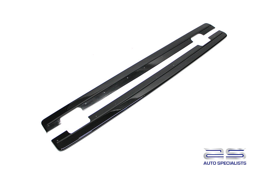 AutoSpecialists Design Side Skirt Extensions for Fiesta Mk8 1.0 EcoBoost & Mk8 S