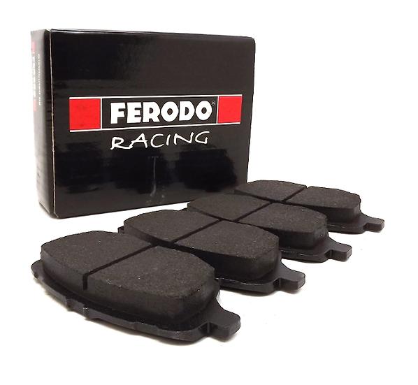 Ford Fiesta ST150 Mk6 Ferodo Racing DS3000 Front Brake Pad Set