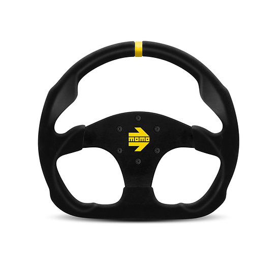 MOMO MOD.30 STEERING WHEEL - WITHOUT BUTTONS - ON TRACK
