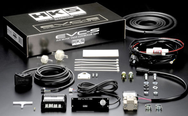 HKS EVC-S Boost Controller (Solenoid Type Universal)