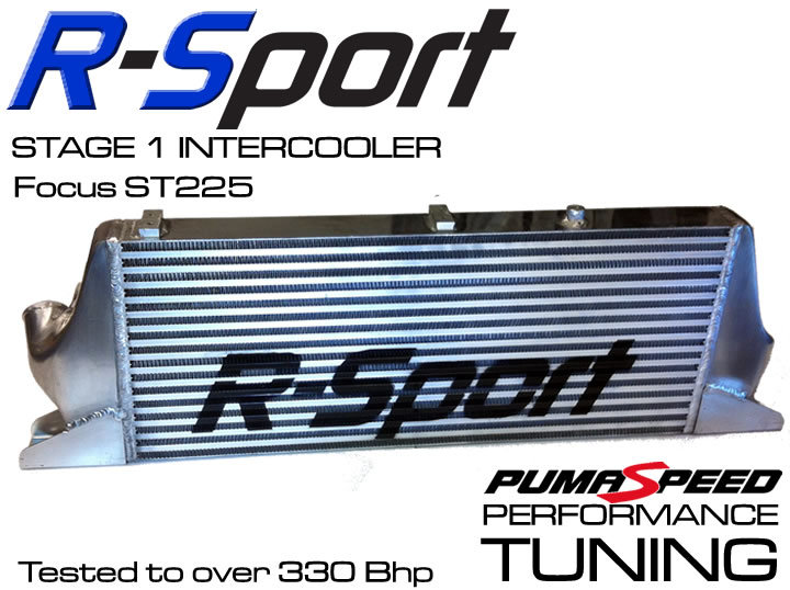 R-Sport ST225 Stage 1 Focus Intercooler
