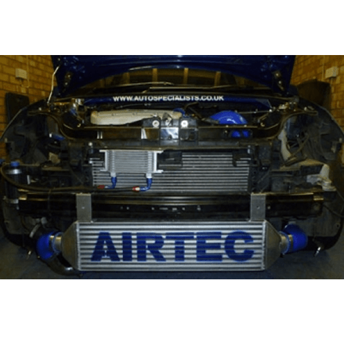 AIRTEC FIESTA MK6 & ST150 HUGE 70MM CORE INTERCOOLER
