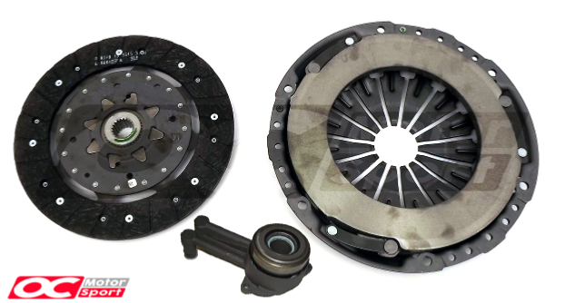 Fiesta 3 Piece ST180 Standard Ford AP Racing Clutch OR ST200 Upgrade