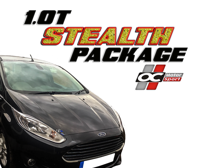 165 bhp Stealth Tuning Package Upgrade For MK7 Fiesta Ecoboost 100PS & 125PS