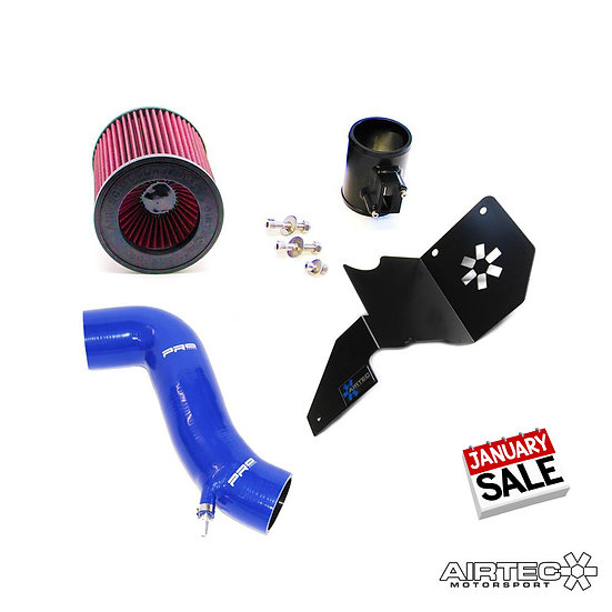 January Sale - AIRTEC STAGE 2 INDUCTION KIT & PRO HOSE INDUCTION HOSE ST180