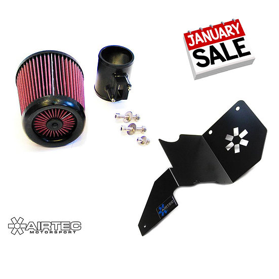 January Sale - AIRTEC STAGE 2 INDUCTION KIT FOR FIESTA MK7 1.0 ECOBOOST