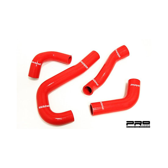 PRO HOSES FOUR-PIECE BOOST HOSE KIT FOR FIESTA MK6 1.6 TDCI