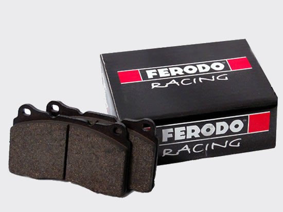 Ford Fiesta ST150 Mk6 Ferodo Racing DS2500 Rear Brake pad set