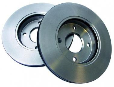 Front Brake Disc Set Focus RS Mk2
