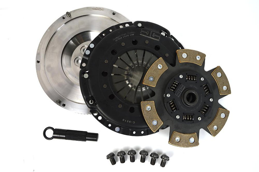 FORD FOCUS RS MK3 / FOCUS ST250 - STAGE 4 COMPETITION CLUTCH