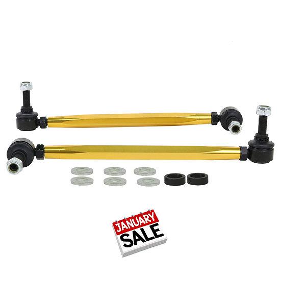 January Sale - Whiteline  adjustable sway bar links Focus ST and RS MK3