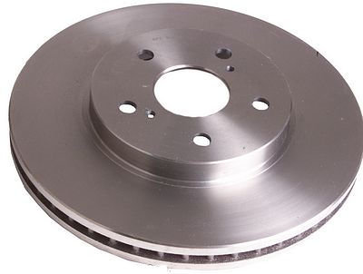 Focus ST250 Front Brake Discs OE (Pair)
