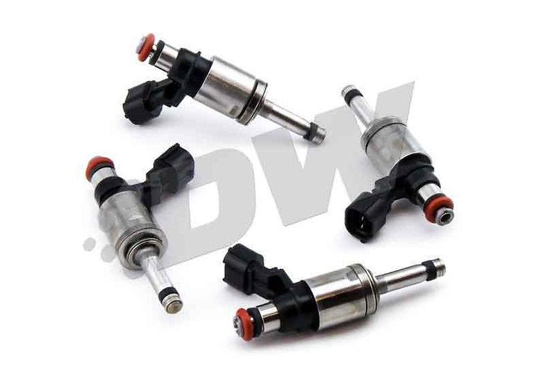 DeatschWerks set of 4 injectors 1700cc/min suitable for 2.0/2.3 ecoboost