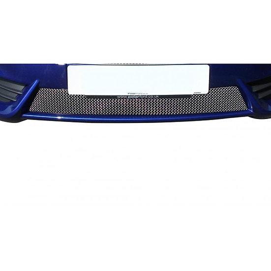 ZUNSPORT FORD FIESTA ST180 MK 7.5 LOWER GRILLE Silver