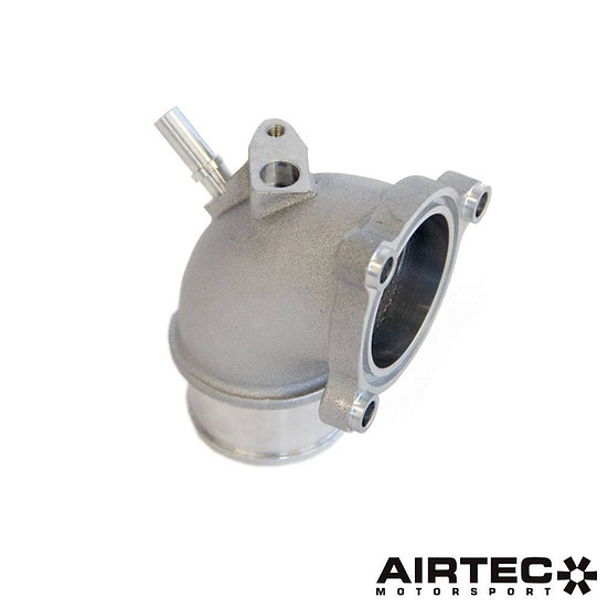 AIRTEC MOTORSPORT ENLARGED CAST THROTTLE BODY ELBOW FOR FIESTA MK8 ST