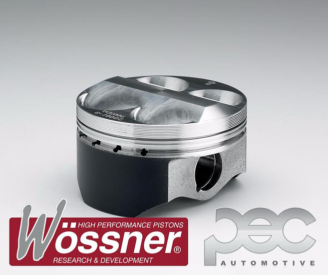 Ford Duratec 2.0 16v High Comp Wossner Forged Piston Kit