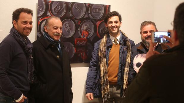 Antonio Morano Amarillo participa con su obra en HUELWARHOL en el Museo Provincial de Huelva