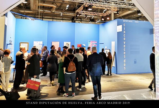 Diez creadores de la provincia de Huelva presentan en ARCO su visión de la dualidad en el arte de la