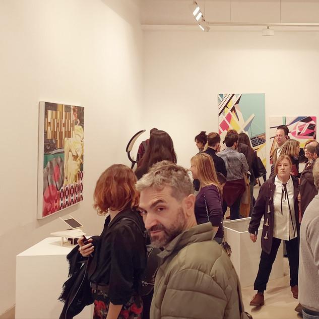 Expo BAUHAUS Antonio Morano ArtSevilla