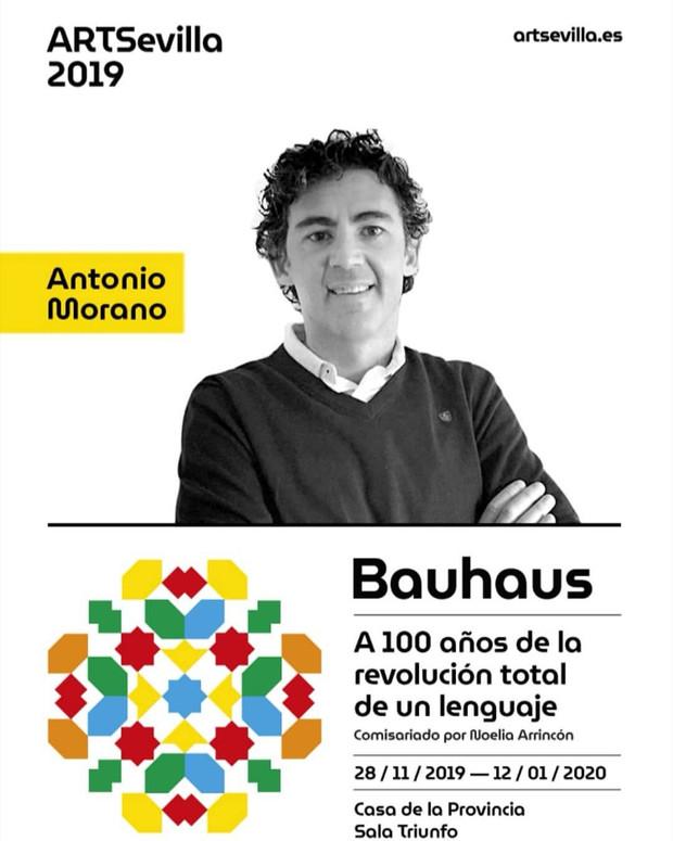 Exposición colectiva BAUHAUS, en ARTSevilla 2019.