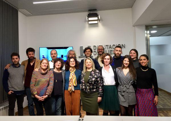 Antonio Morano participa en ARCO 2019 con otros artistas, de la mano de la Diputación