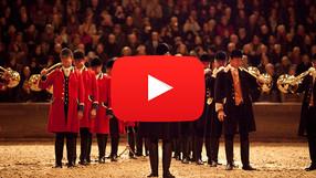 Concert pour trompes de chasse Manège Royal de Versailles 12 novembre 2016