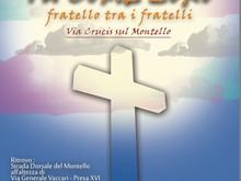 via crucis sul Montello