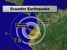 Notizie dall'Ecuador