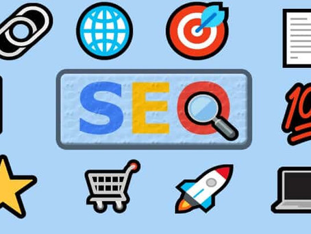 What is Ecommerce, SEO, Marketing ?